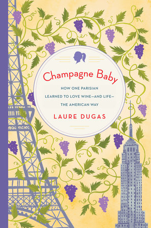 Champagne Baby by Laure Dugas