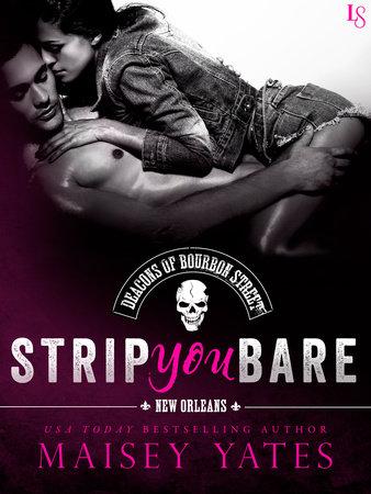 Strip You Bare Book Cover Picture