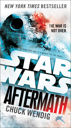The cover of the book Aftermath: Star Wars