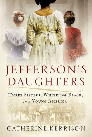The cover of the book Jefferson's Daughters