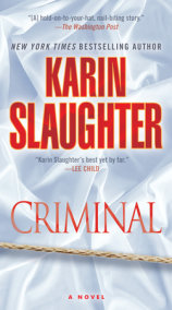 Criminal (with bonus novella Snatched)