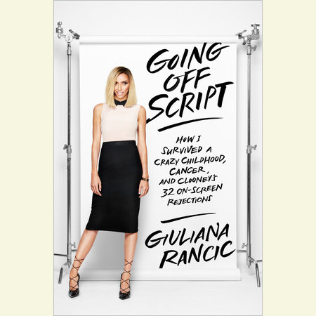 Going Off Script Book Cover Picture