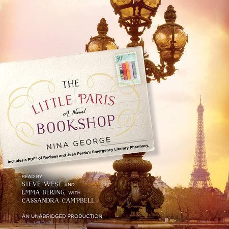 The Little Paris Bookshop by Nina George