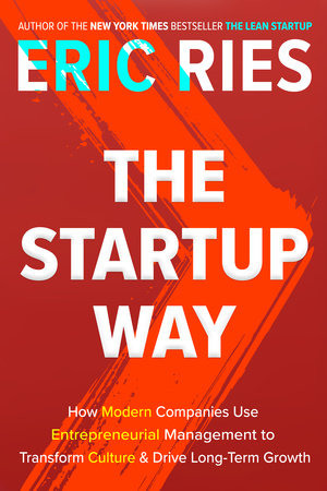 The Startup Way by Eric Ries