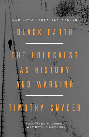 The cover of the book Black Earth