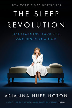The cover of the book The Sleep Revolution