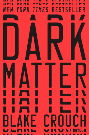 Dark Matter Book Cover Picture