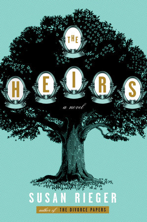 The cover of the book The Heirs