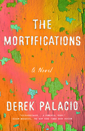 The cover of the book The Mortifications