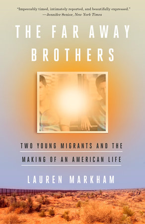 The cover of the book The Far Away Brothers