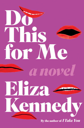 The cover of the book Do This For Me