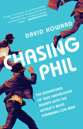 The cover of the book Chasing Phil