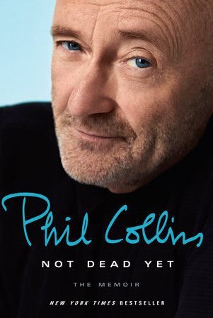 The cover of the book Not Dead Yet