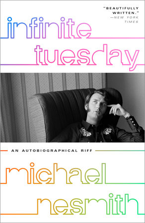 The cover of the book Infinite Tuesday