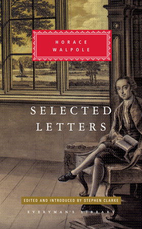 Selected Letters by Horace Walpole