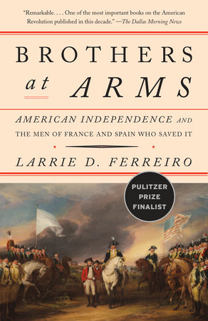 Brothers at Arms by Larrie D. Ferreiro