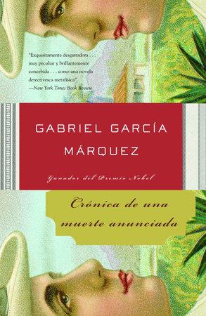 Crónica de una muerte anunciada by Gabriel García Márquez