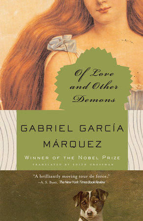 Of Love And Other Demons by Gabriel García Márquez