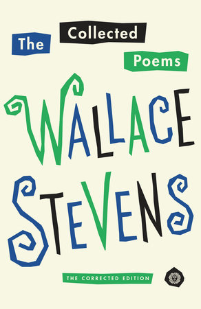 The Collected Poems of Wallace Stevens Book Cover Picture