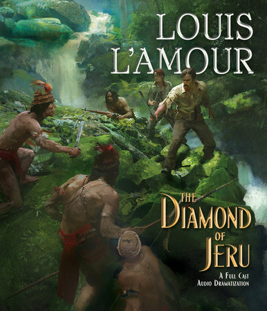 The Diamond of Jeru by Louis L'Amour