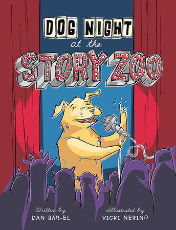 Dog Night at the Story Zoo by Dan Bar-el
