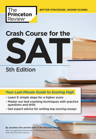Crash Course for the SAT, 5th Edition by Princeton Review