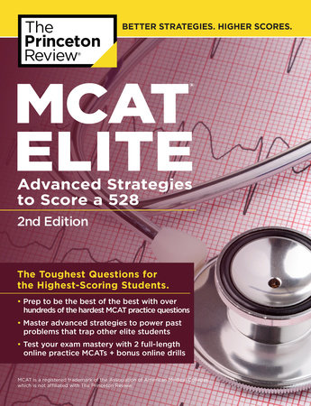 MCAT Elite, 2nd Edition by Princeton Review