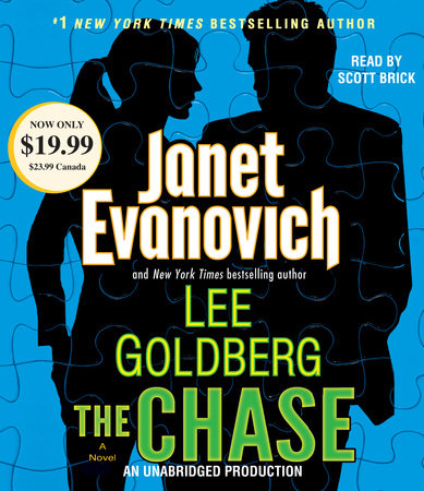 The Chase by Janet Evanovich and Lee Goldberg