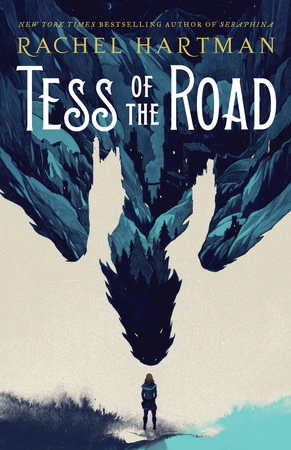 The cover of the book Tess of the Road