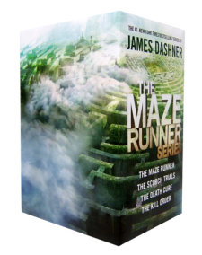 The Maze Runner Series Boxed Set