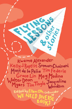 The cover of the book Flying Lessons & Other Stories
