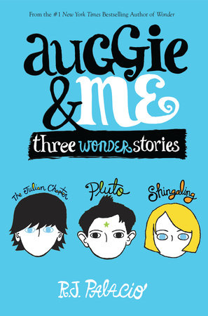 Image result for auggie and me book cover