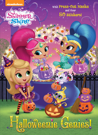 Halloweenie Genies! (Shimmer and Shine)