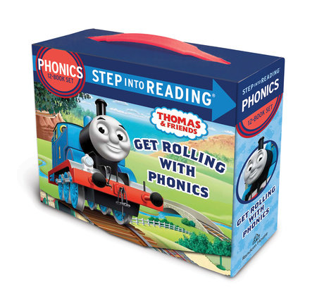 Get Rolling with Phonics (Thomas & Friends)