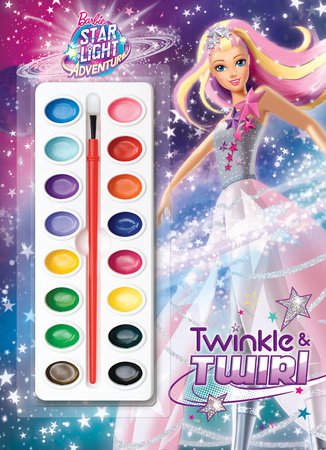 Twinkle & Twirl (Barbie Star Light Adventure)
