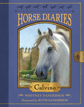 Horse Diaries #14: Calvino by Whitney Sanderson