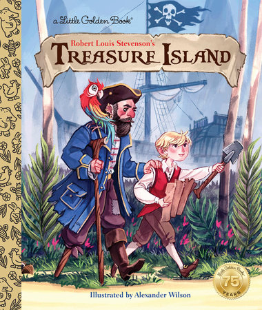 Treasure Island by Dennis R. Shealy