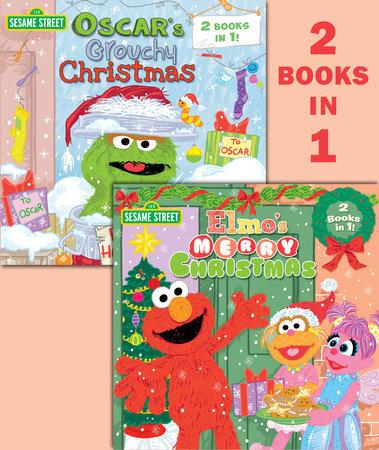 Elmo's Merry Christmas/Oscar's Grouchy Christmas (Sesame Street)