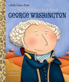 My Little Golden Book About George Washington