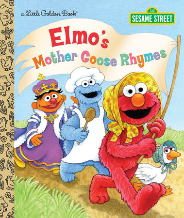 Elmo's Mother Goose Rhymes (Sesame Street) by Constance Allen
