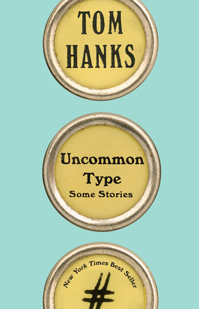 The cover of the book Uncommon Type