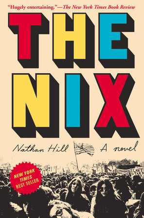 Book cover: he Nix