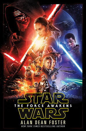 The Force Awakens (Star Wars) Book Cover Picture