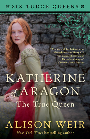 The cover of the book Katherine of Aragon, The True Queen