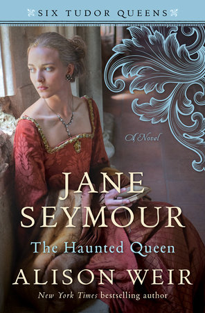 The cover of the book Jane Seymour, The Haunted Queen