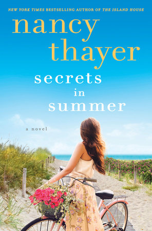 The cover of the book Secrets in Summer