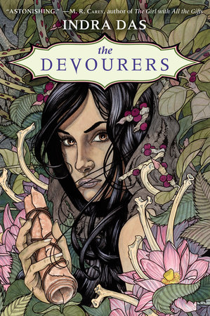 The Devourers Book Cover Picture