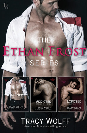 The Ethan Frost Series 3-Book Bundle by Tracy Wolff