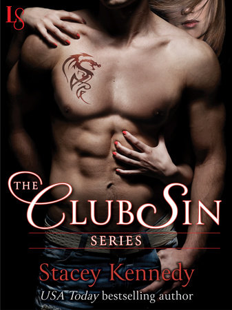 The Club Sin Series 7-Book Bundle by Stacey Kennedy