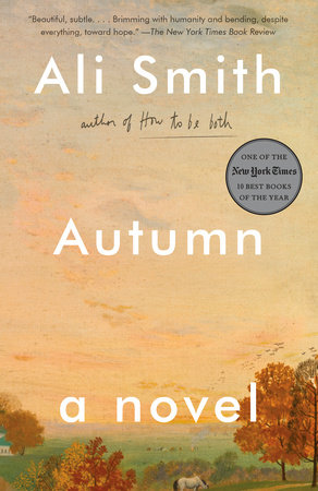 The cover of the book Autumn